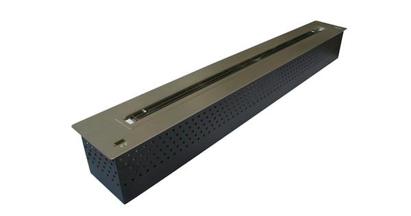 aFire BX180 Remote Control Ethanol Fireplace